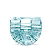 Cult Gaia Ark Mini Bag - Azul