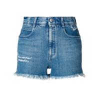 Stella Mccartney Short Jeans - Azul