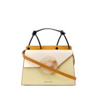 Danse Lente Marshmallow Pumpkin Shoulder Bag - Amarelo