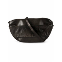 Numero 10 Relaxed Fit Shoulder Bag - Preto