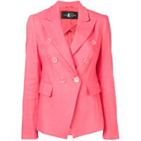 Luisa Cerano Double-Breasted Blazer - Rosa