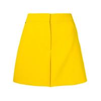 Emilio Pucci Short De Alfaiataria - Amarelo