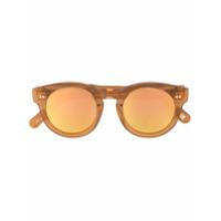 Chimi Óculos De Sol Arredondado - Amarelo