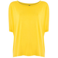 Lygia & Nanny Camiseta Ampla - Amarelo