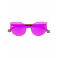 Retrosuperfuture Óculos De Sol 'lucia' - Roxo