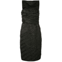 Narciso Rodriguez Vestido Sem Mangas - Preto