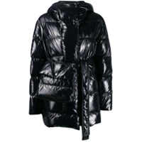 Bacon Hooded Padded Jacket - Preto