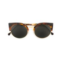Retrosuperfuture Óculos De Sol 'ilaria Havana' - Marrom