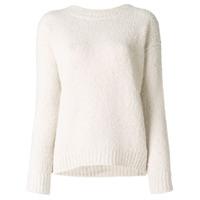 Vince Suéter de tricô - Branco