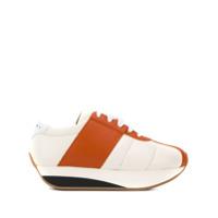 Marni Bigfoot Sneakers - Neutro