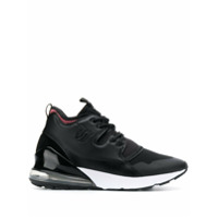 Trussardi Jeans Lace-Up Detail Sneakers - Preto