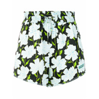 Off-White Short Floral - Colorido