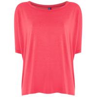 Lygia & Nanny Camiseta Ampla - Vermelho