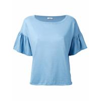 P.a.r.o.s.h. Camiseta Mangas Curtas - Azul