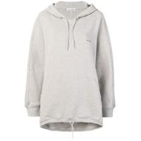 Balenciaga Suéter Com Capuz - Cinza
