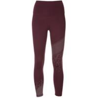 Nimble Activewear Calça Legging Cintura Alta - Rosa
