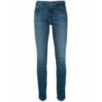 Ag Jeans Calça Jeans Slim The Prima - Azul