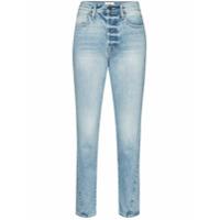 Frame Calça Jeans Reta Le Original - Azul