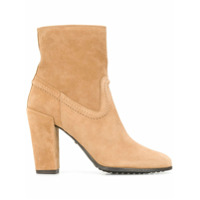 Tod's Classic Ankle Boots - Marrom