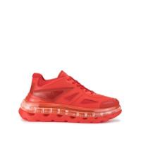Shoes 53045 Tênis Cano Baixo Bump'Air - Vermelho