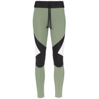 Charli Cohen Legging Com Recortes À Laser - Verde