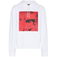 Calvin Klein 205W39Nyc Moletom Com Estampa 'warhol' - Branco