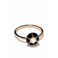 Selim Mouzannar Anel Petal De Ouro 18K Com Diamante - Rose Gold