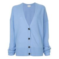 Ck Calvin Klein Loose Fit Cardigan - Azul