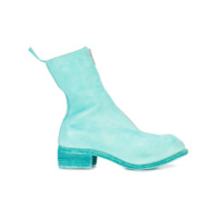 Guidi High Ankle Boots - Azul