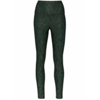 Nimble Activewear Legging Estampada - Verde
