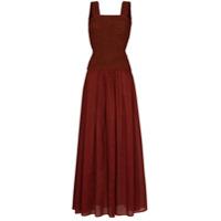 Escvdo Vestido Gala - Vermelho