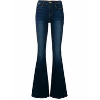 Frame Calça Jeans Flare - Azul