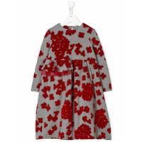 Il Gufo Vestido com padronagem - Cinza