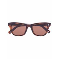 Chimi Óculos De Sol Quadrdado Marrom