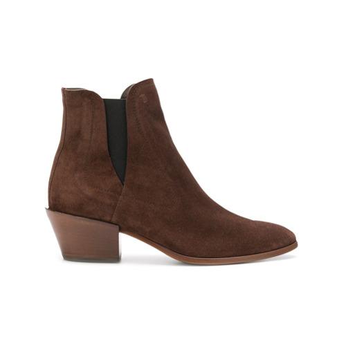 Imagem de Tod's Ankle boot de camurça - Marrom