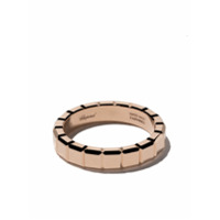 Chopard Anel 'ice Cube' De Ouro Rosê 18K - Fairmined Rose Gold