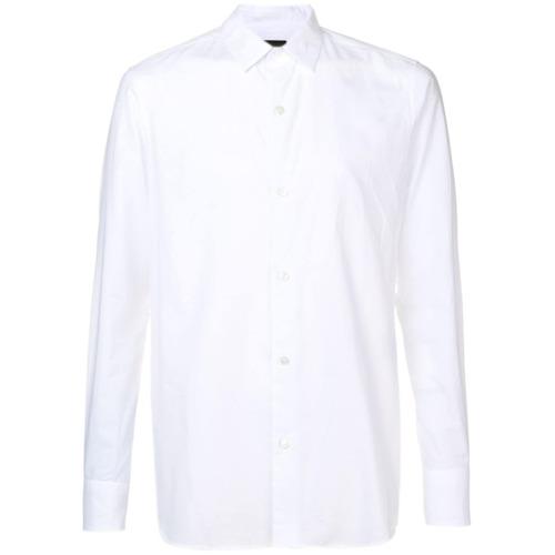 Imagem de Ann Demeulemeester Camisa slim - Branco