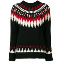 Polo Ralph Lauren Suéter Decote Redondo - Preto
