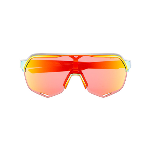 Imagem de 100% Eyewear Óculos de sol 'S2 Sagan' - Vermelho