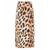 Allmost Vintage Saia Reta 'leopard' - Animal Print