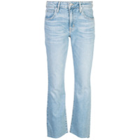 Slvrlake Calça Jeans Scarlett - Azul