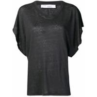 Iro Camiseta Mangas Curtas - Preto