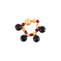 Marni Bracelete Com Esferas - Metálico