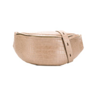 Nanushka Large Belt Bag - Marrom
