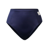 Tommy Hilfiger High-Waisted Bikini Bottoms - Azul
