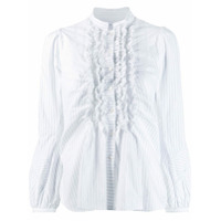 High By Claire Campbell Blusa Blink - Branco