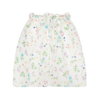 Paper London Short Floral 'wild Card' - Wild Card Floral