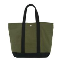 Cabas Bolsa Tote Média - Verde