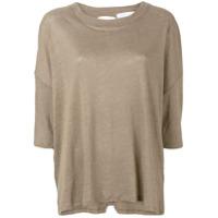 Iro Sturdy T-Shirt - Cinza
