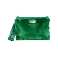 Unreal Fur Bolsa Transversal 'moishe' - Green